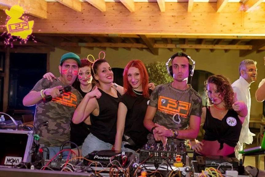 Pics – Fluo Party @La CapanninaL2P