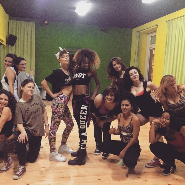 DHF Lab #3 – Stage di Dancehall con JOSS MAD QUEEN