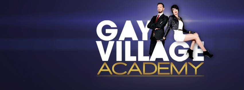 Showcase – Federica & DHF Roma Live @Gay Village Academy 2/9/2015