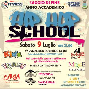 Hip Hop School – Broccostella (FR)
