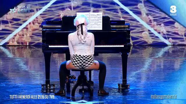 Federica La Pondi porta il Twerk a Italia's got Talent2017