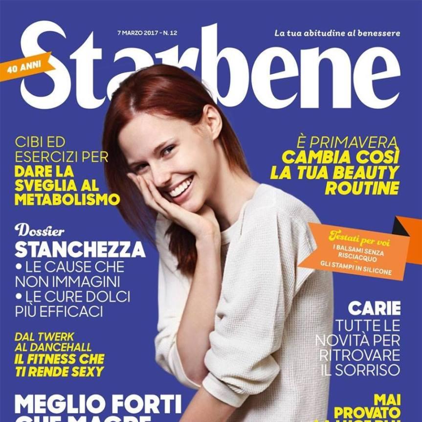 il Twerk su Starbene n.12: intervista a FedericaLaPondi