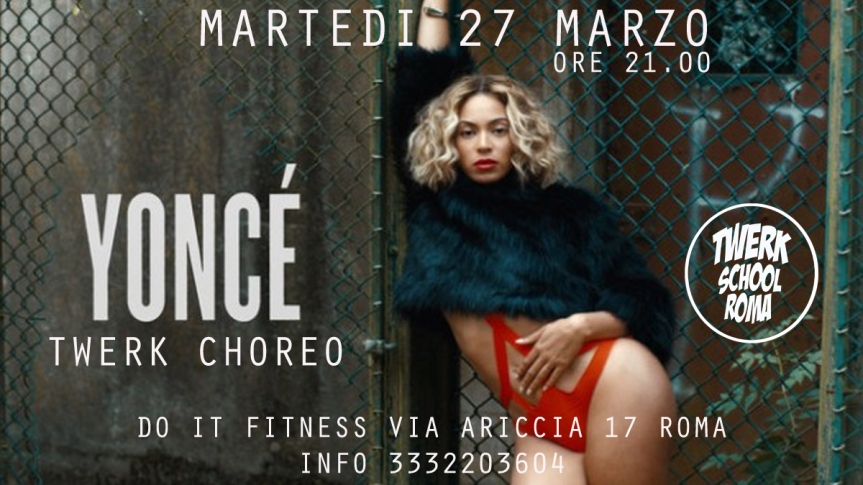 Open Classes Twerk Roma