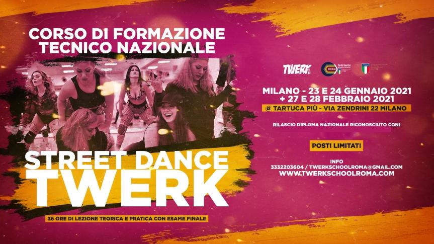 formazione twerk milano fb event