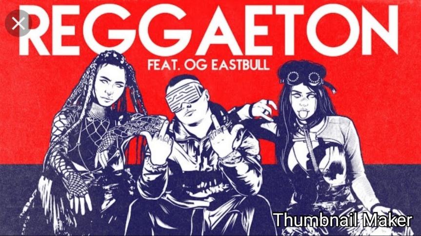 Badass B Reggaeton feat. Og EastbullVideoclip