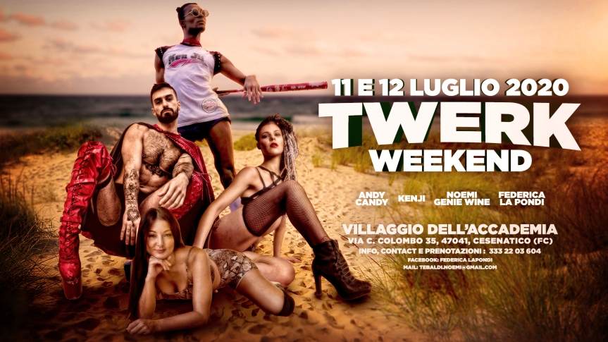 Twerk Weekend 2020